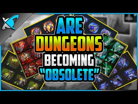 """Are Dungeons Becoming """"OBSOLETE"""" !? 