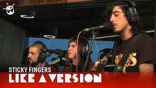 Like A Version: Sticky Fingers - Caress Your Soul (live)