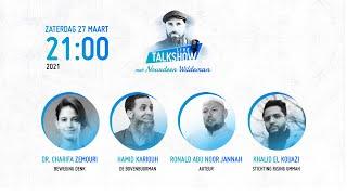 Live Talkshow - 27/03/2021 | Terugblik verkiezingen | Toegankelijkheid Moskeeën | Burenruzie Hamid