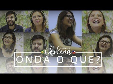 Chilenos adivinhando letras de Axé | La Mirada Chilena 3ª temp.