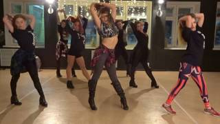 @Beyonce - Get Me Bodied (Live) part 1 | BEYONCE CHOREO CLASS