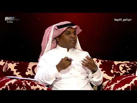 تركي السلطان - الموسم القادم سيشهد جوائز شهرية لأفضل اللاعبين #برنامج_الخيمة