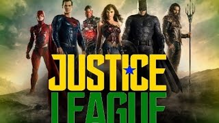 Liga da Justiça - Trailer (Meme's Version)