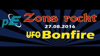 BONFIRE-27.08.2016-Live in GER-Dormagen-Freilichtbühne Zons