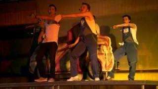 Grease Lightning - Grease Musical - 1. Aufführung am 01.06.10