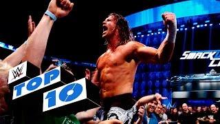 WWE Top 10 mejores momentos SmackDown Live 26 de julio de 2016