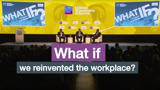Reinventing the Workplace?