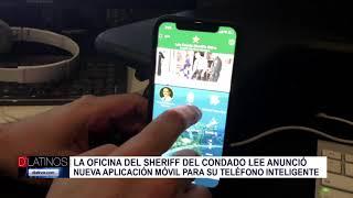Nueva App de la oficina del Sheriff del condado Lee