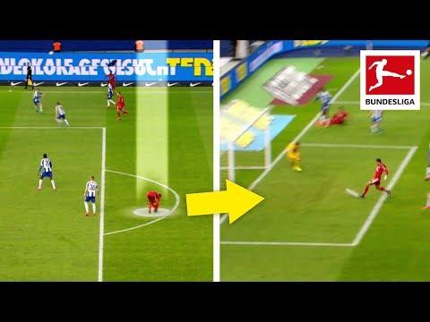 Cheeky Shoelace Trick Leads to Goal - Hat-Trick Hero Quaison Shocks Hertha Berlin
