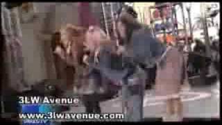 Cheetah Girls- I Wont Say Im In Love (live)