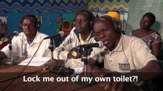 Hygiene radio drama