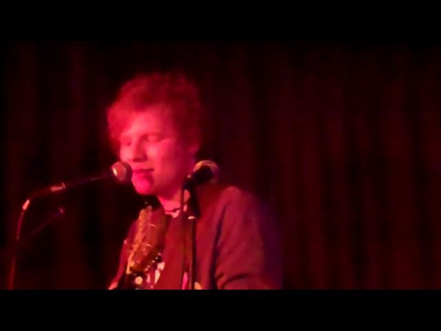 Ed Sheeran @ Green Note