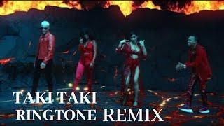 DJ Sanke - Taki Taki Ringtone | (remix)