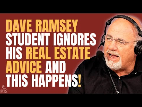 Why Dave Ramsey is Wrong About Investing in Real Estate photo