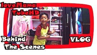 Behind The Scenes Raditya Dan Mutiara width=
