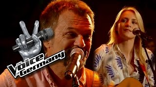 Hero- Family Of The Year | Isabel Ment & Norman Strauss Cover | The Voice of Germany 2015 | Battle