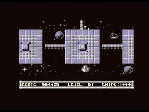 Cruiser X-79 - WIP Preview #10 - Test level [C64]
