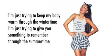 Ariana Grande - December (Lyrics)
