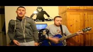 Passenger - Let Her Go ( Acoustic Version/ Rap ) C.Crezz Ft Brandon Hill