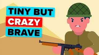 The Insanely Crazy Story of a Tiny Soldier
