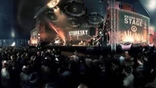 Storksky - Fracas Maracas (LIVE @ Pinkpop - 360 degrees)