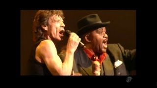 The Rolling Stones & Solomon Burke - Everybody Needs Somebody (Live) - Official