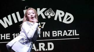 "[WILD KARD TOUR IN BRAZIL] K.A.R.D cover ""Sim ou Não"" - Anitta feat. Maluma"