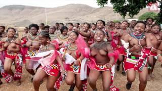 Umhlanga Festival   Swaziland   Africa width=
