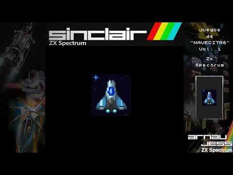 """Juegos de """"Navecitas"""" para Zx Spectrum: Vol 1"""