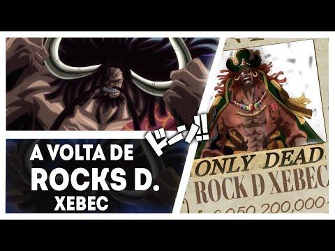 REVELANDO O QUE TORNA KAIDO A CRIATURA MAIS FORTE E A VOLTA ROCKS D. XEBEC – #SBS56