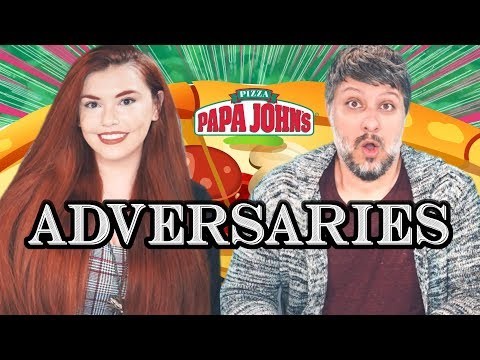 Just Throw Papa John Under The Bus | Adversaries⁷⁴
