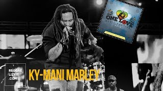 Ky-Mani Marley - New Heights @ One Love Music Fest 2016