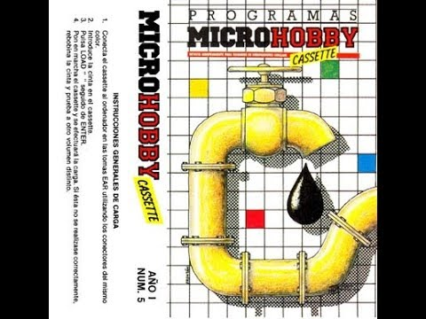 Microhobby Cassette número 5 &  6