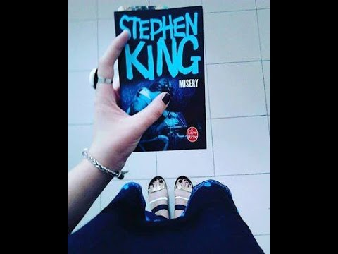 BOOKS VS MOVIES SERIES #1 [MISERY STEPHEN KING]