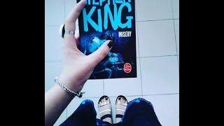 BOOKS VS MOVIES SERIES #1 [MISERY STEPHEN KING]