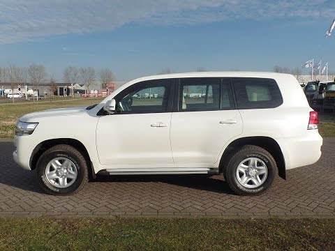 to3875 - Toyota LC 200 GX.R 4x4 armoured SUV - NEW
