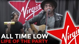 All Time Low - Life Of The Party (Live in the Red Room)