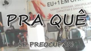 DEUS ESTÁ NO CONTROLE-GRUPO UNIÃO-(Sarah)