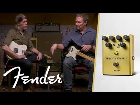 The Pugilist Distortion | Effect Pedals | Fender