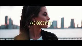 Dua Lipa - No Goodbyes (Lyrics/Lyric Video)