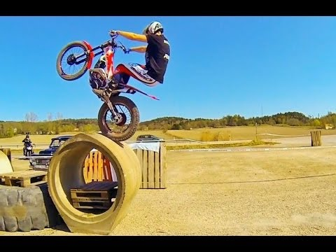 2014 Beta Evo Factory 300cc Extreme Trial!
