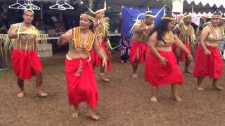 Chuukese Chant & Dance