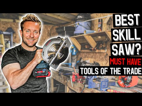 BEST SKILL SAW FOR PLUMBERS? Tools of the Trade