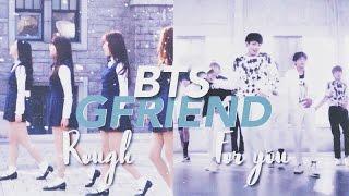 [DANCE MASHUP]  방탄소년단 BTS - (FOR YOU) x 여자친구 GFRIEND - (ROUGH)