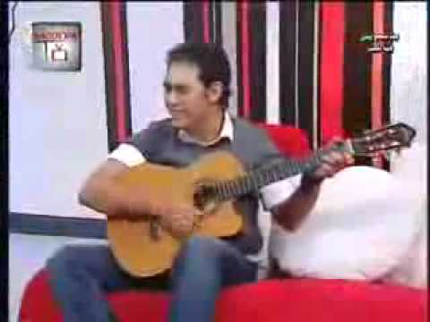 Amr Mostafa - Medly Live On guitar for the Artist Amr Diab