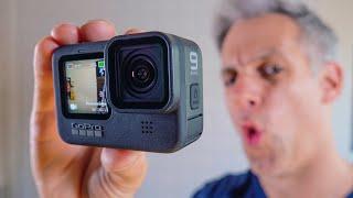 vidéo test GoPro Hero par Monsieur GRrr