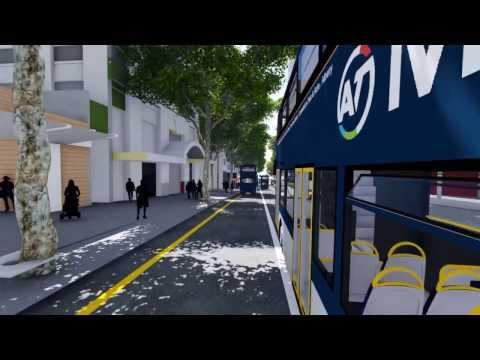 Albert Street concept design