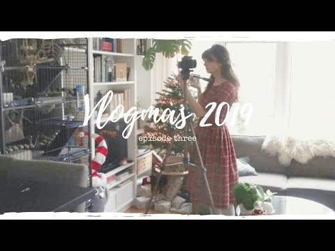 Opening Up About Something Personal | Vlogmas 2019 #3