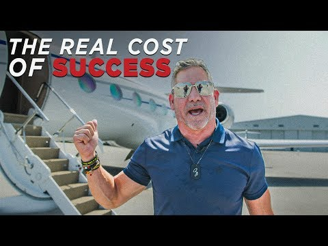 The REAL Cost of Success - Grant Cardone photo