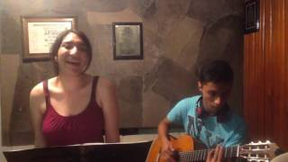 Amor de mis amores - cover - Elle Harrison and David Galván